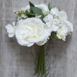 artificialflowersweddingbouquet