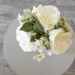 formalweddingbouquetfakeflowers